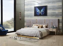 10% korting op Luxury President King Size Bed Hotel Furniture Slaapkamer Set meubilair