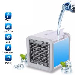 الصيف مبرد تبريد مياه مروحة صغيرة ترشاش ترطيب USB بارد تبريد سطح مكتب الهواء مروحة صغيرة لمكيف الهواء