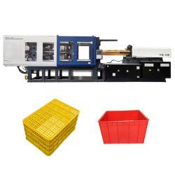 PP grande cesto di frutta vegetale contenitore di cassa che fa iniezione di macchina Pressa per stampaggio