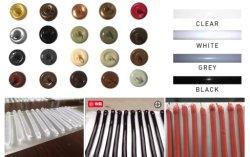 Quick Dry acétoxy 100% identique à Joint silicone RTV Silicone Dow-Corning 200L d'un tambour de la Chine Junbond fabricant de marque