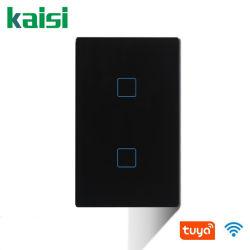 Neue Typ Panel US Tuya Smart Switch WiFi Control Touch Lichtschalter