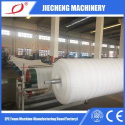 EPEの泡シート機械押出機Jc-220mmの拡張可能ポリエチレンプラスチック機械装置の製造業者の低密度のよいセル構造