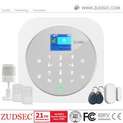 사진기를 가진 무선 반대로 도둑 침입자 WiFi/GSM 지능적인 주택 안전 도난 경보기