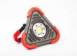 LED フラッドライトポータブル 3pcs 警告灯バーカー修理充電式作業灯