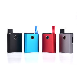 Luxuty E Öl-Batterie Zigaretten-Rauch Cbd Mikro-USB-650mAh Vape