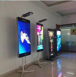 Nieuwe technologie 3G WiFi Advertising lichtpaal P4 LED-display Scherm
