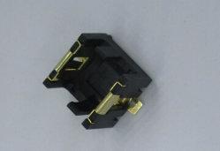 AG13 de Houder van de Batterij van de knoop, de Compatibele Zwarte Kleur van de Houder van de Batterij