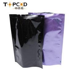 Sacchetto del di alluminio della barriera dell'umidità di ESD per l'imballaggio dei chip/Wafer/LED di CI