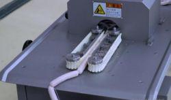 النقانق ماكينة الربط الآلي آلة الربط الآلي للنقانق