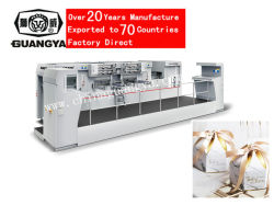Automatische heiße Folien-stempelnde und stempelschneidene Maschine LK-2-106mt für Einladungs-Karte, Verpackungs-Kasten und usw.