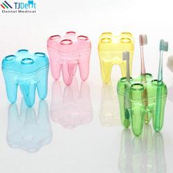 Supporto di spazzola dentale dei denti di figura dei denti dei regali della clinica