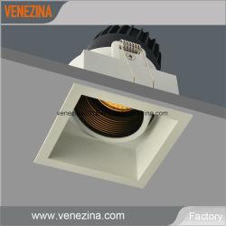 6W/10W de intensidade da luz descendente de encaixe com o LED do controlador para baixo do teto para luz de Shopping Mall