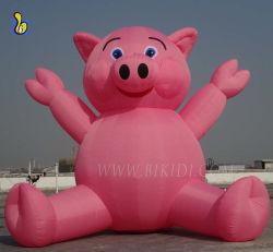 20 Pieds de Porc gonflable ballon à air froid pour la publicité K2032