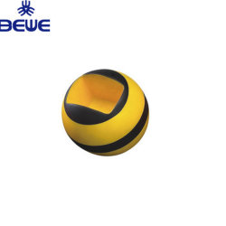 Bal van de Spanning van de Houder van de Telefoon van de Douane Pu van Manufactory van de Bal van de Spanning van het Schuim van Pu de Promotie