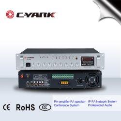 C-amplificateur Yark Système de sonorisation avec Bluetooth et 6 zones