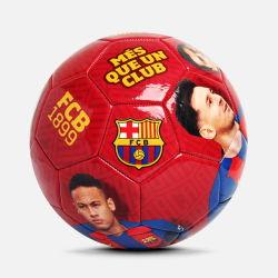Kundenspezifische Foto-Drucken Belüftung-Erholung-Fußball-Kugel