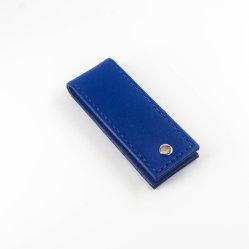Gros en Chine du pilote USB à mémoire Flash en cuir élégant avec logo personnaliser stick usb disque USB de mémoire USB