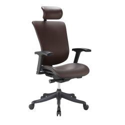 Управление стул с высоким противодавлением большое место функция наклона и поворота исполнительного председателя ЭБУ провод фиолетового цвета черный