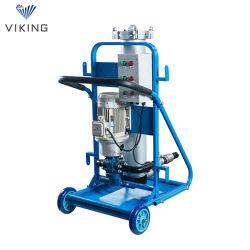 7,5kW 150L/min Vkmc Serie Mobile hocheffiziente Ölfilter Maschine