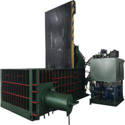 Mise au rebut hydraulique acier fer Presse à balles de métal de la machine de cuivre aluminium