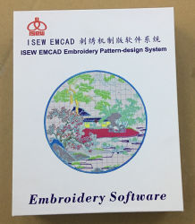 Bordados Wonyo Software para Design de padrão