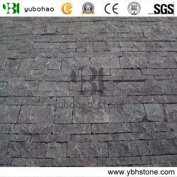 Commerce de gros de la pierre naturelle flammé/perfectionné/dégringolé Bluestone pour l'asphaltage, Curbstone, les escaliers