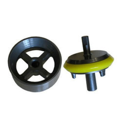 Bohrendes Ersatzteil-Spülpumpe-Ventil-Montage-legierter Stahl-Material