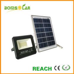 정원을%s 대중적인 LED 태양 플러드 전등 설비 25W 40W 60W 100W, 옥외 태양 안전 빛, 태양 플러드 손전등 또는 태양 플러드 영사기