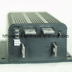 Inicio silencio eléctrico de velocidad variable Vector preciso Controlador de motor Par Curtis 1204m-5305 36/48V 325A