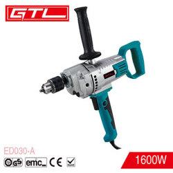 1600W de potencia para uso intensivo de herramientas taladro eléctrico con asa posterior