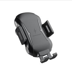 C20 Capteur infrarouge Qi rapide automatique 10W chargeur de voiture de téléphone mobile sans fil support du tampon de montage