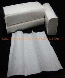 Toalla de mano de papel. Múltiples toalla