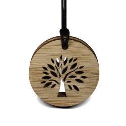 Мини-дерева бамбук висящих автомобильный освежитель воздуха