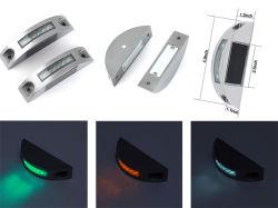 مصباح LED للطاقة الشمسية IP68، الطريق الخفيف، إرساء الطريق، ضوء إزالة معدات السلامة
