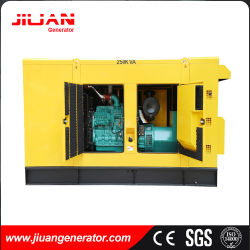 super Stille Diesel van Perkins van de Macht 250kVA Guangzhou Generator (CDC250kVA)