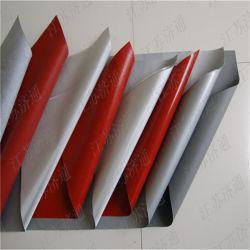 Силиконовый стекловолоконной ткани для использования при высокой температуре или огнестойкие химическая устойчивость окружающей среды