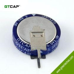 GTCAP 1F 5,0V 5,5V Coin Super Capacitor Bateria para medidor inteligente