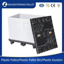 Складная складная коробка для поддонов/гигиеническая прочность, возможность наращивания, возможность использования в соответствии с требованиями заказчика, складная коробка для поддонов Стеллаж/Пластиковая пленка для тяжелых условий эксплуатации для упаковки