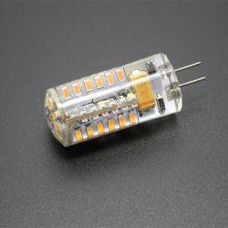 مصباح توفير الطاقة مع توجيه تقييد استخدام مواد خطرة معينة (RoHS)، ومصباح LED G4 بقوة 3 واط 200 لومن التيار المتردد/التيار المستمر بجهد 12 فولت