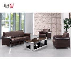 Современная мебель из натуральной кожи для отдыхающих Home/Office/Отель роскошный зал диван