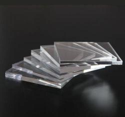 골밀도 투명 CNC 인그레이빙/레이저 인그레이빙 아크릴 시트/PMMA
