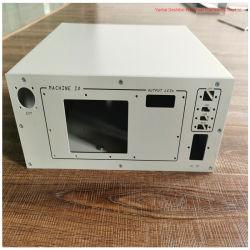 屋外用アルミニウム製カスタム建設用電気制御パネルエンクロージャボックス