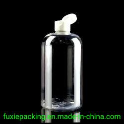 بلاستيكيّة نقف أعلى غطاء زجاجة يخلو يد يعبّئ [سنيتيزر] بلاستيك [60مل]