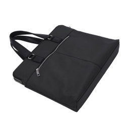 人の軽量ポリエステル防水携帯用ラップトップファイル袋のハンドバッグ