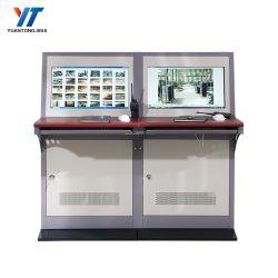 고품질 감시 수술대 산업 목제 강철 통제실 장치