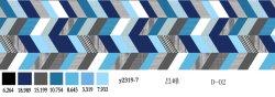 Новый стиль полиэстер Super Handwork Ghalilah Shada / / / Tie-Dyed Ghalila Bazin