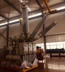 252kv Apparatuur van het Mechanisme van de hoogspanning de Gas Geïsoleerdee