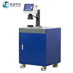 Apparecchiature per test di materiali filtranti/strumenti di test per l'efficienza e la resistenza della filtrazione