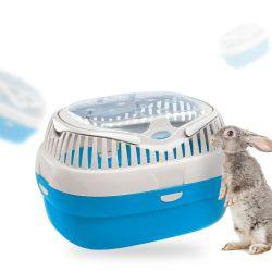 Präzisions-Plastikspritzen-kundenspezifischer beweglicher faltbarer Kaninchen-Frettchen-Haustier-Hundekatze-Henne-Vogel grosse Rahmen-Shell-Form-Formteil-Teile