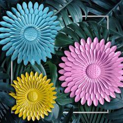Alta qualidade de Metal artesanal artesanato de ferro para simular a decoração de flores